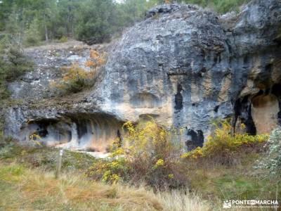 Cañones Río Lobos,Valderrueda;caminar rapido madrid senderismo madrid mayores 50 años grupos send